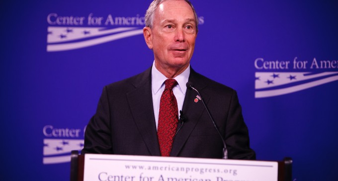 Michael Bloomberg Uniting Gun Control Groups