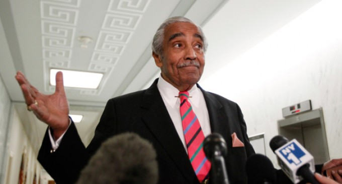 Rep. Charles Rangel: Obama Should Rule Exclusively By Executive Order