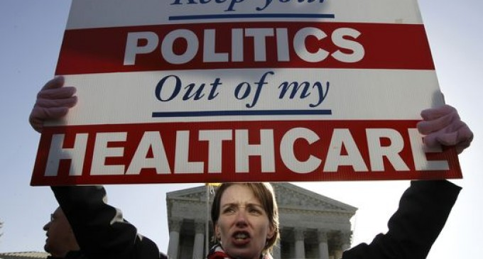 Latest Poll: 53% hate Obamacare two weeks before launch