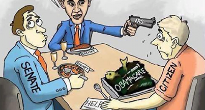 Obama: Eat It, Citizen!