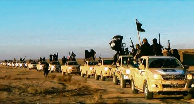 ISIS Enjoys New Toyota Trucks – Courtesy Of The USA