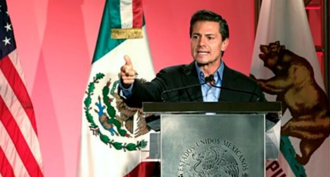 Mexican President: The United States Is 'The Other Mexico'