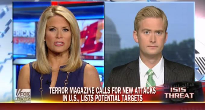Imminent Terrorist Attack On The United States?
