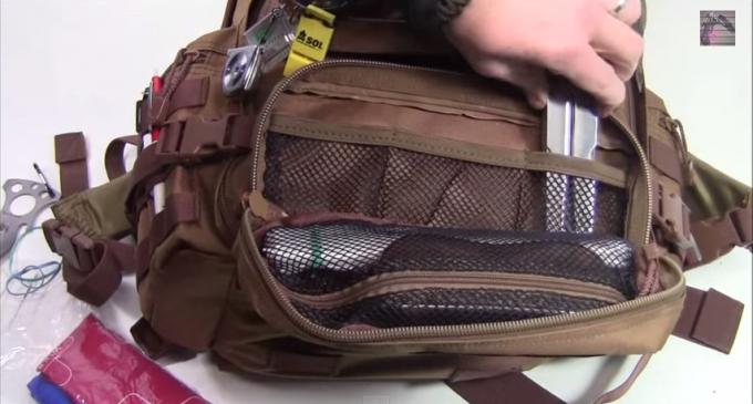 Car Survival Kit Emergency Bug Out Bag