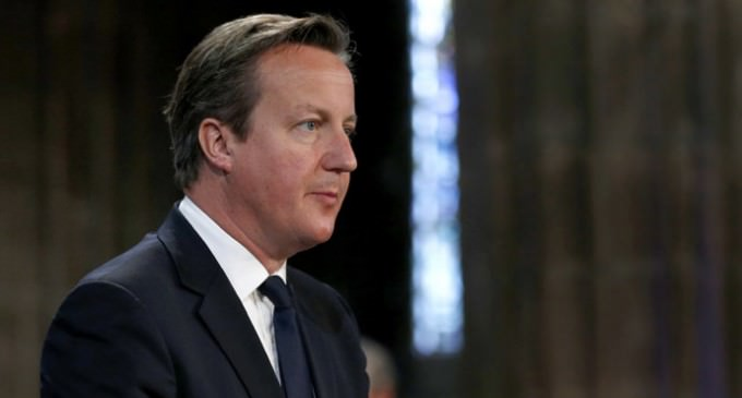 Cameron: Killer Of US Journalist Could Be British