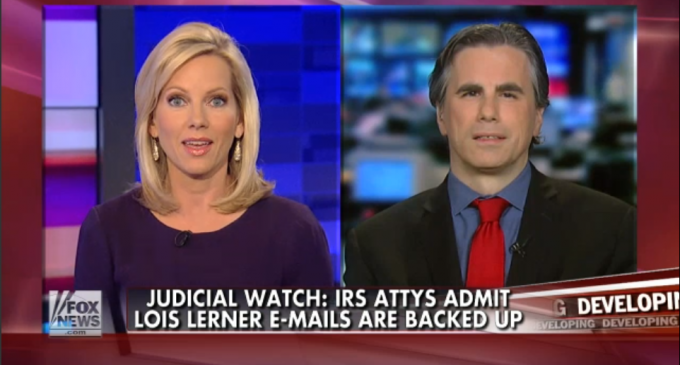 DOJ Attorney: Lois Lerner's Email Backups Exist, But They Are Too Hard To Get