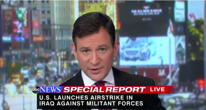 Obama Launches Air Strikes In Iraq