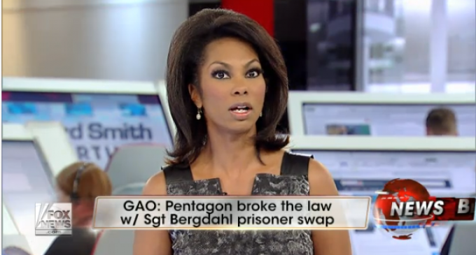 Feds: Obama Broke The Law With The Bergdahl Swap