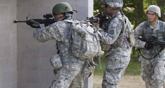 Army Times: The Army Is Prepping For Battles In Megacities