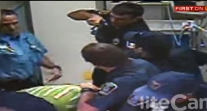 Police Tased Pastor Praying Over Body Of Deceased Stepson