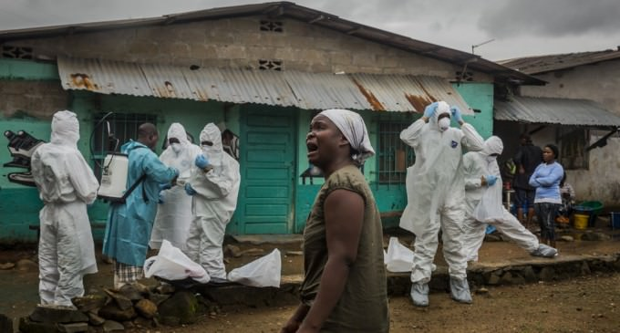 NYT: 82% Of Ebola Patients In Liberia Are Sent Home