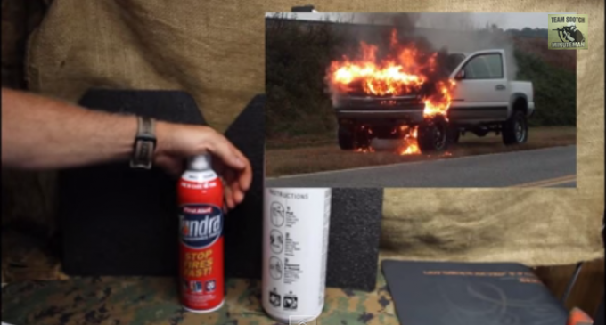 How To Prepare For And Prevent Vehicle Fires