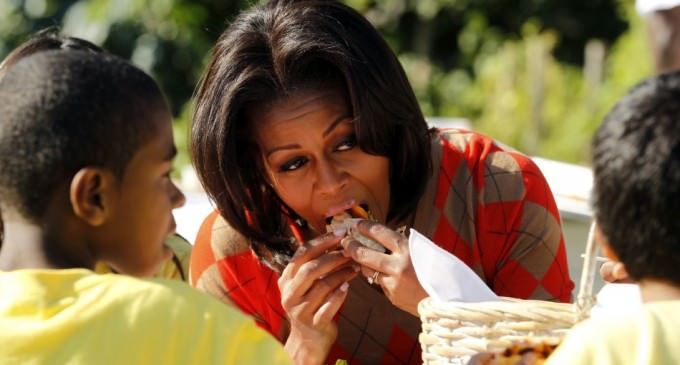 Feds to Fine Schools that Fail to Follow Michelle Obama's Lunch Directives