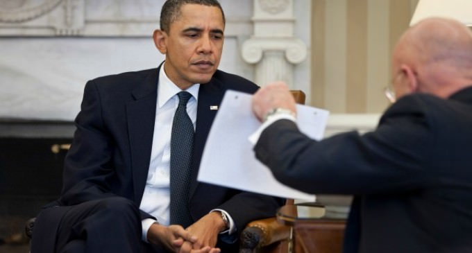 Report Reveals Obama Has Attended Only 42.1%  Of Daily Intelligence Briefings
