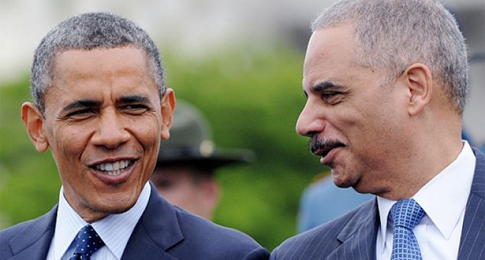 """Obama and Holder's """"Operation Choke Point"""" Still Forcing Gun Retailers Out of Business"""