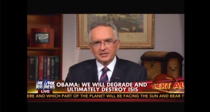 Col. Ralph Peters: Obama's ISIS Address Was Idiotic Nonsense