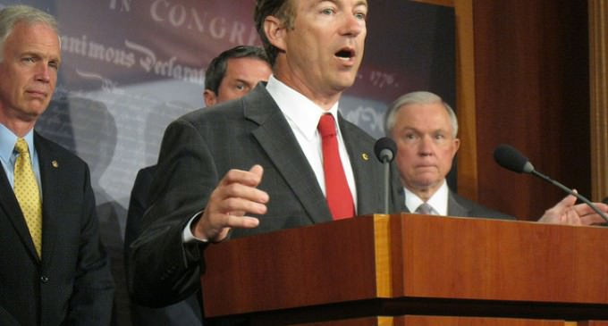 Rand Paul: As President I Would Repeal All Previous Executive Orders