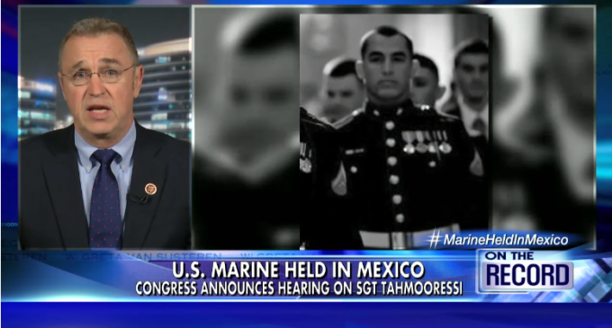 House Subcommittee Will Hold Hearing on Marine Still Jailed in Mexico