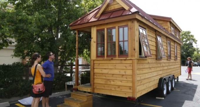The Tiny Home Movement – Building A Tiny Home