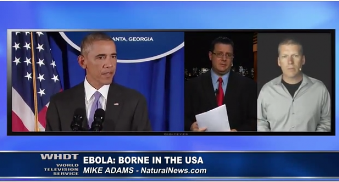 12 Possible Ebola Cases Now In US