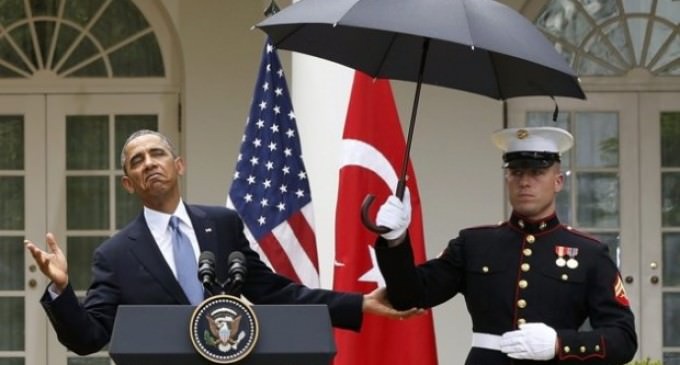 Obama's Dismal Popularity: Booed Loudly At Football Game, Left Out Of Air Force Commercial
