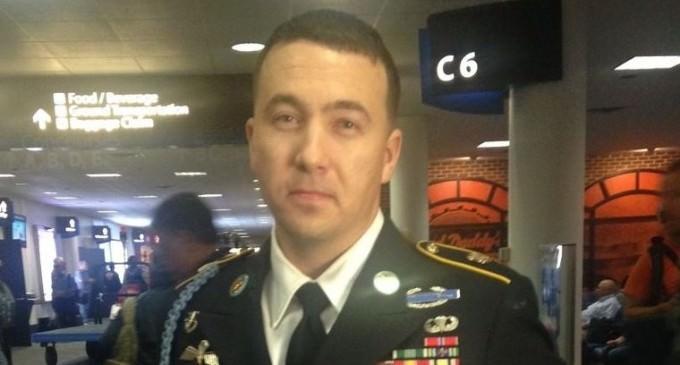 Flight attendant Refuses To Hang Army Ranger's Uniform Jacket