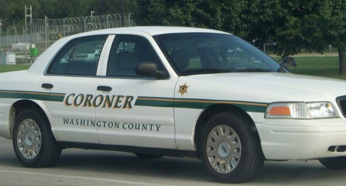 Local Coroner Receives Military Gear And Arms From Pentagon
