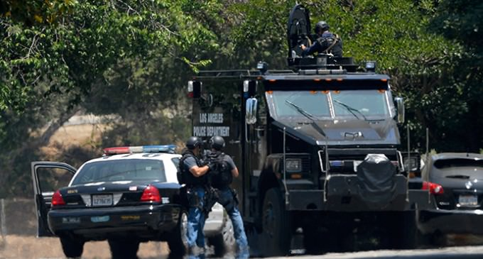 Police Departments Can't Give Military Equipment Back To Pentagon