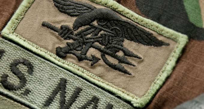 Stolen Valor: Democratic Candidate Fraudulently Wore Navy SEAL Trident Badge