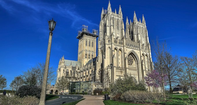 Muslim Brotherhood Takes Over National Cathedral