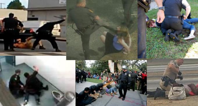 Crime In America Plummets, Gun Sales Increase, Police Brutality Soars