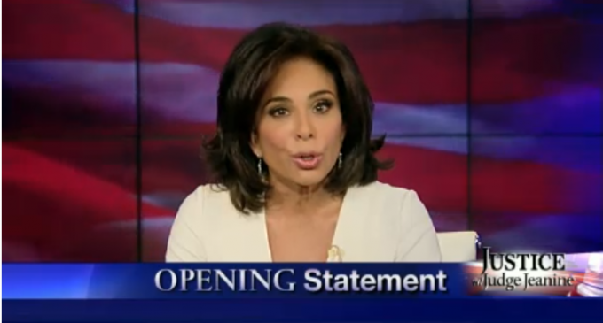 Judge Jeanine On Obama's 'Thuggish, Illegal' Executive Action on Immigration