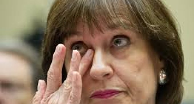 30,000 Missing Lois Lerner Emails Has Been Recovered
