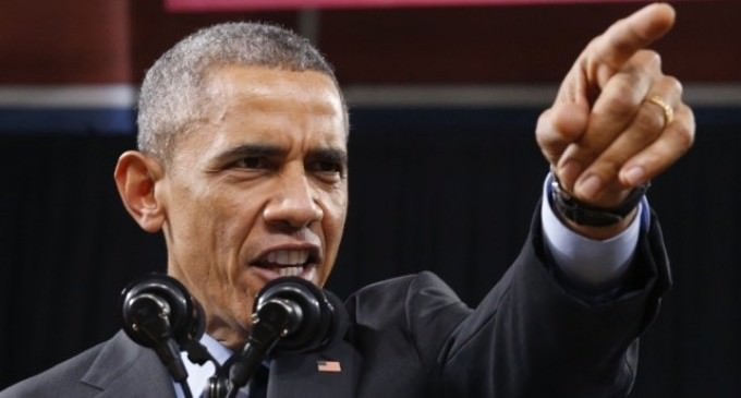 Obama Openly Tells Media What to Report