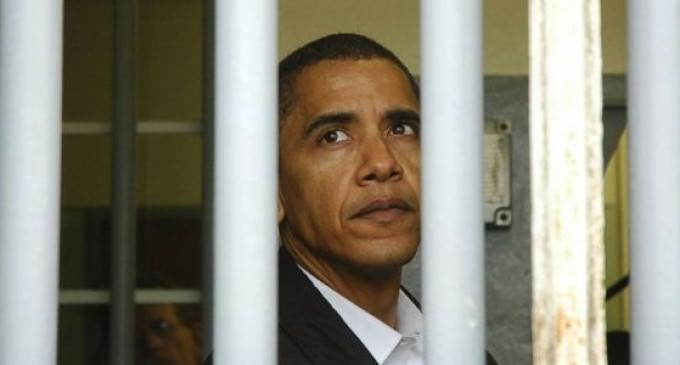 Democrats Warn Backers: Obama Could Go To Jail