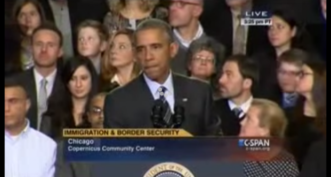 Democrats Cheer As Obama Admits to Breaking the Law