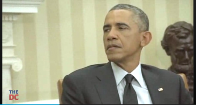 Obama Tells Civil Rights Activists: Keep Ferguson Protests 'Staying On Course'
