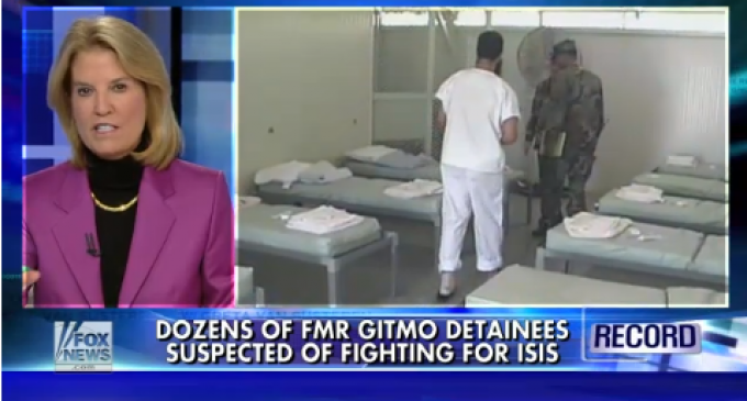 Obama Releasing Gitmo Prisoners Into ISIS