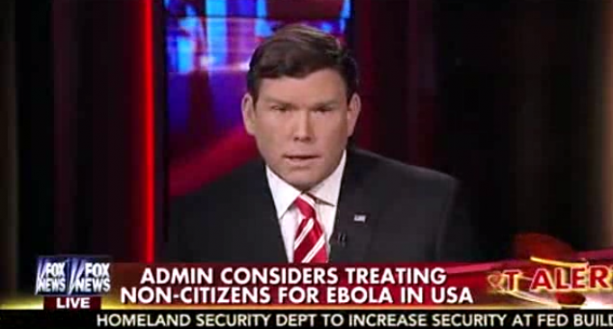 Obama Pushing To Bring Non-U.S. Citizens Infected With Ebola Into United States