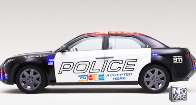 Highway Robbery: New Texas Bill Proposes Drivers Pay Tickets Immediately To Cops Via Credit Card