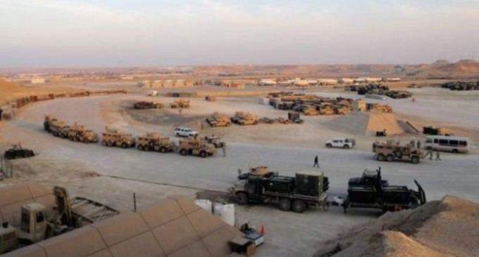 Isis attacks american base in iraq loses its first battle with u s