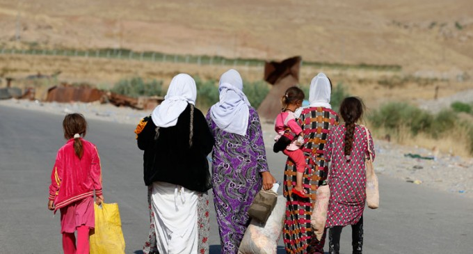 ISIS Murders 150 Women And Underage Girls, Some Pregnant, For Refusing Sex