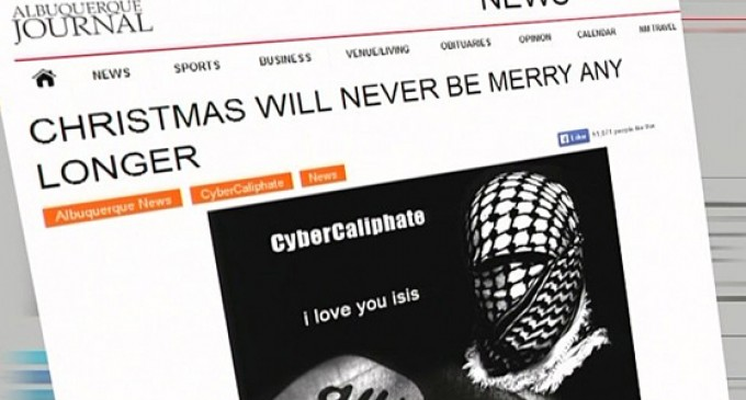 ISIS Hacks U.S. New Website: We Are In Your PCs, In Each House, In Each Office