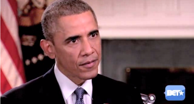 Obama On BET: Racism Is Deeply Rooted In The U.S.