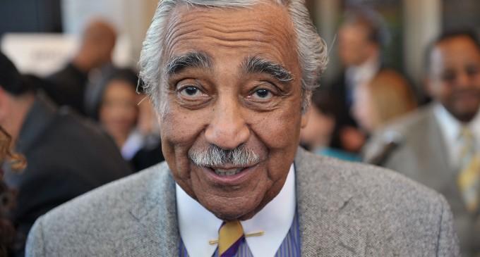 Rep. Charles Rangel Rants For Slavery Reparations On House Floor