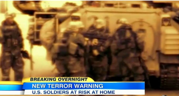 FBI: ISIS Seeking Supporters To Track And Kill Military Servicemen In Their Homes