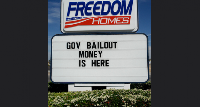 CNN: Wall Street Is Back In Charge of Congress, Republicans Will Cause More Bank Bailouts