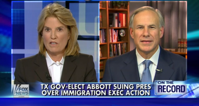 Texas Leads 17-State Coalition To Sue Obama Admin Over Illegal Immigration Actions