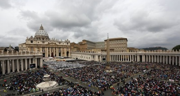 The Vatican Abandons Israel, Bolsters Iran