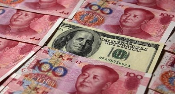 IMF: America Is Now No. 2, China Has The World's Largest Economy